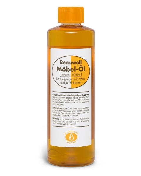 RENUWELL Möbel - Öl natura-farblos 500ml